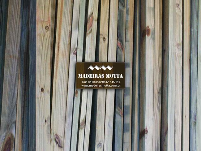 madeira tratada pinus autoclavado